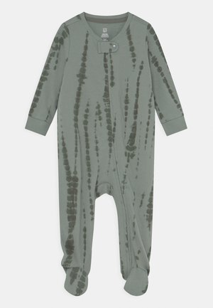 ZIP UNISEX - Sleep suit - sage