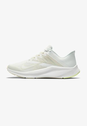 QUEST 3 - Neutral running shoes - summit white/barely volt/guava ice
