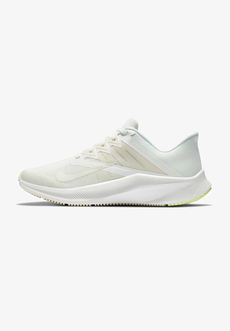 Nike Performance - QUEST 3 - Neutral running shoes - summit white/barely volt/guava ice
