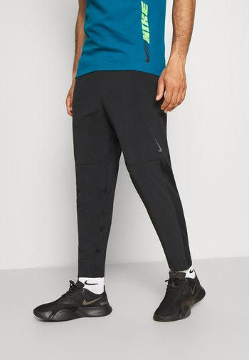 PANT YOGA - Pantalones deportivos - black/iron grey
