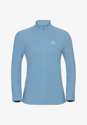 """ROY MIDLAYER"" - Fleece jumper - aqua"