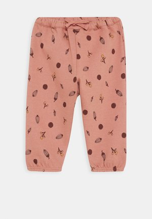 KHYA PANTS - Trousers - rose dawn