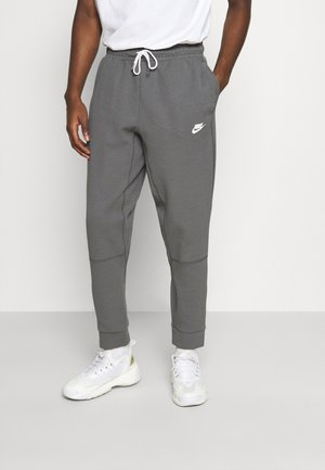 MODERN  - Tracksuit bottoms - iron grey/ice silver/white