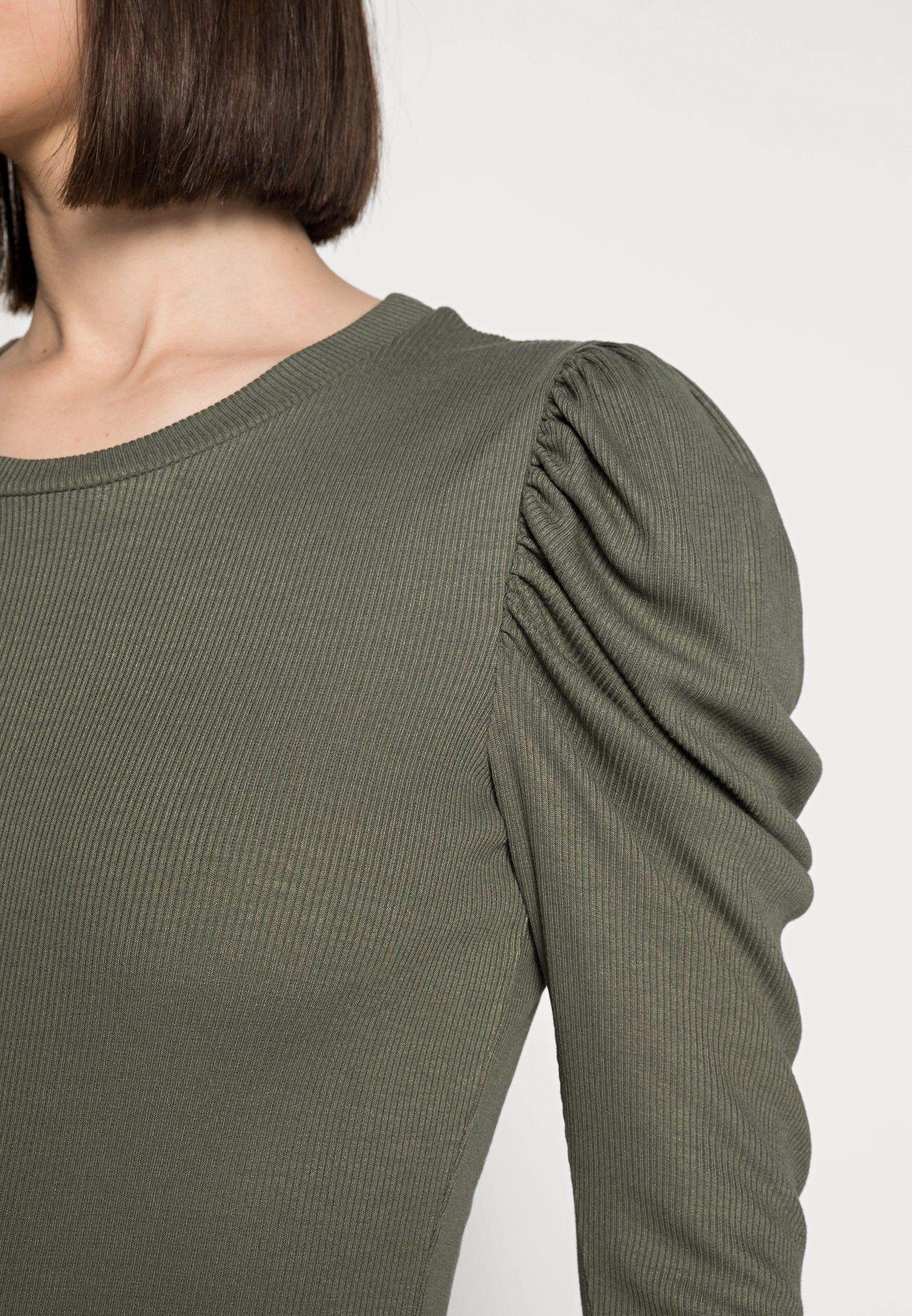 Women LENA DRESS - Jersey dress