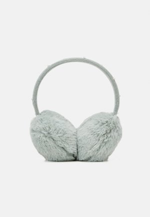 EARMUFFS SOLID - Ear warmers - light dusty green