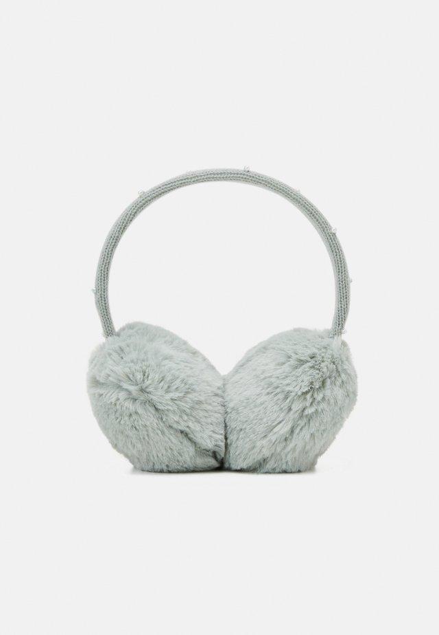 EARMUFFS SOLID - Ear warmers - light dusty green