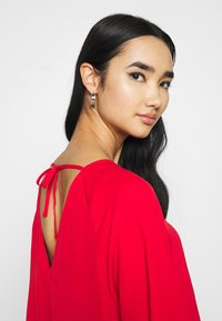 Monki - OLIVIA DRESS - Day dress - red - 4