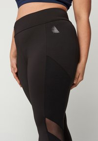 Zizzi - Leggings - Trousers - black - 3