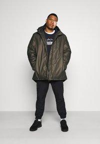 Blend - OUTERWEAR - Winter jacket - rosin - 1