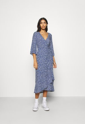 AMANDA DRESS - Robe longue - blue