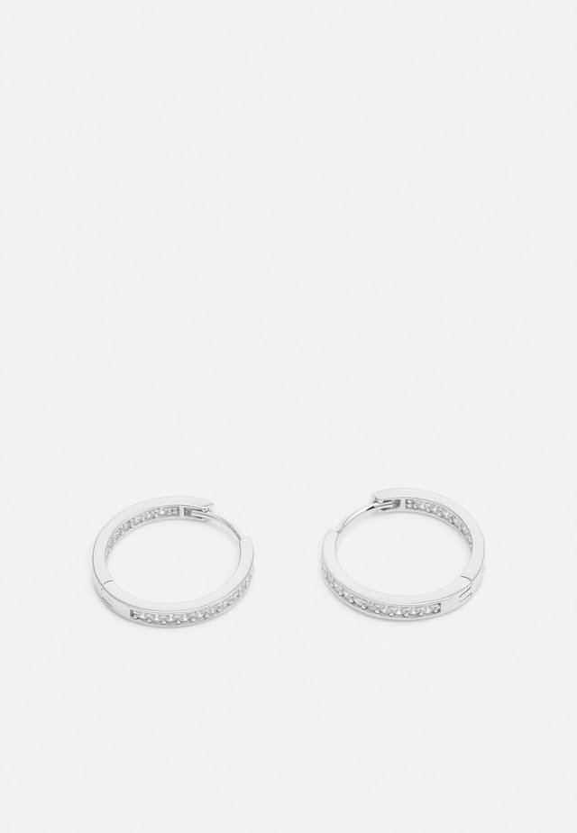 ELLERA GRANDE EARRINGS - Orecchini - silver