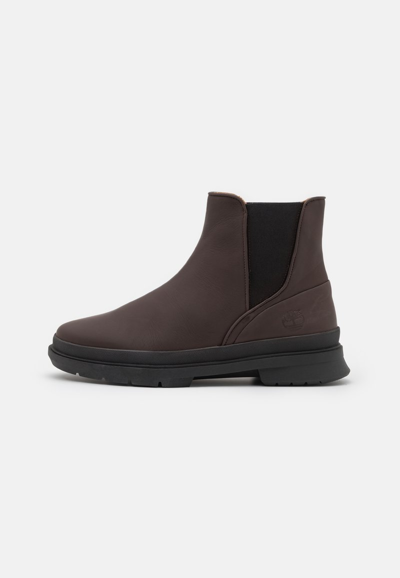 Timberland - BOULEVARD CHELSEA - Classic ankle boots - brown