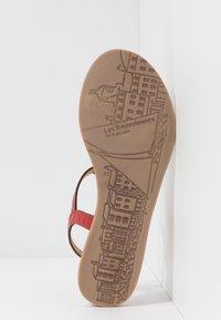 Les Tropéziennes par M Belarbi - HACROC - Sandales - rouge - 6