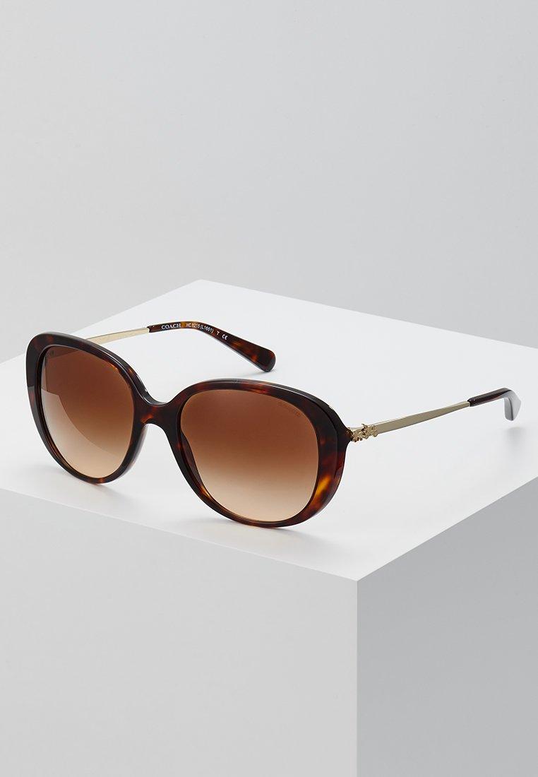 Coach - Sluneční brýle - brown