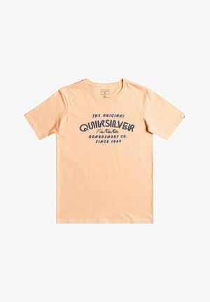WILDER MILE  - Basic T-shirt - apricot
