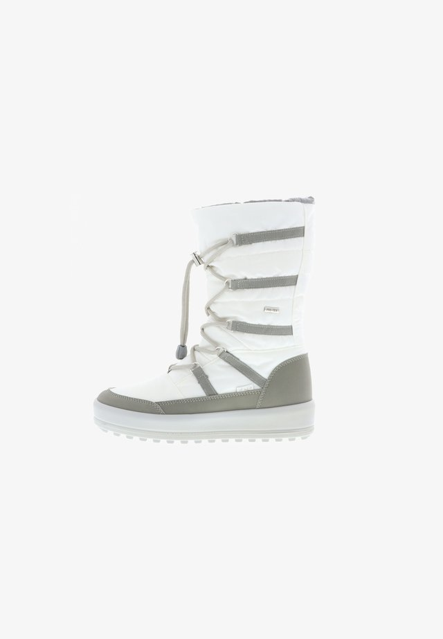 Winter boots - weiß