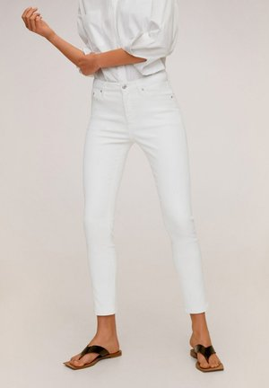 ISA - Jeansy Skinny Fit - white