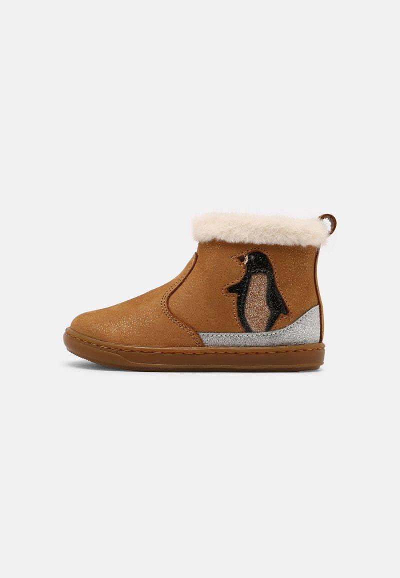 Shoo Pom - BOUBA ICE - Scarpe primi passi - camel/multi