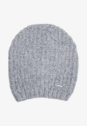 MUTS - Beanie - grey melange knit