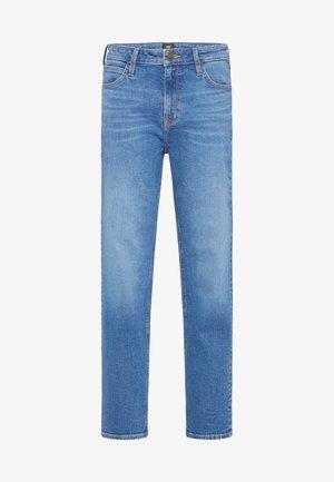 CAROL - Straight leg jeans - mid bellevue