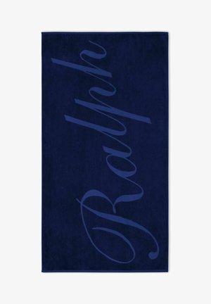 CL RALPH  - Beach towel - navy