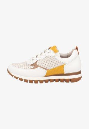 Tenisky - platin/mango k(pf)