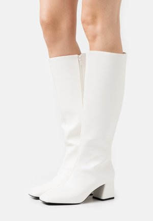 PATTIE BOOT VEGAN - Bottes - white