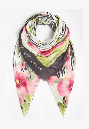 Foulard - gemustert multicolor