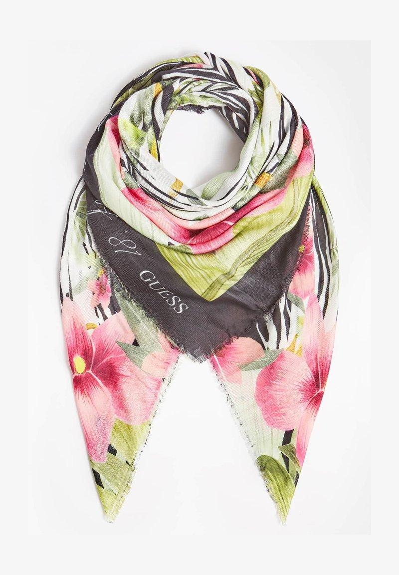 Guess - Foulard - gemustert multicolor