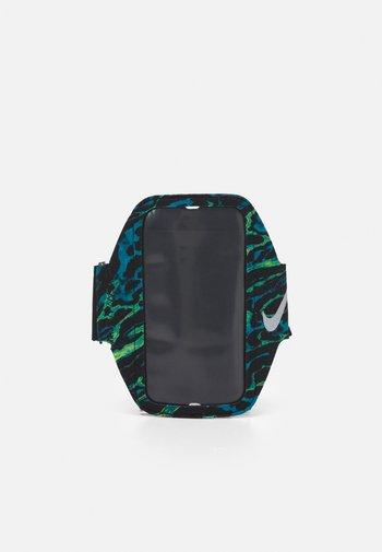LEAN ARM BAND UNISEX - Andre accessories - cerulean/black/silver