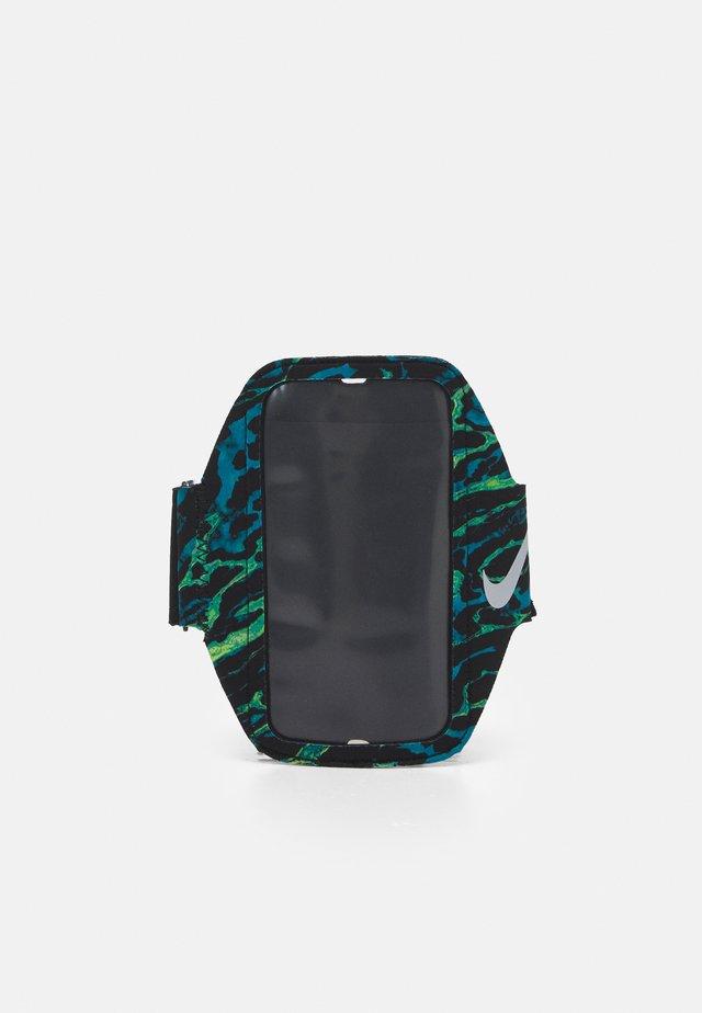 LEAN ARM BAND UNISEX - Overige accessoires - cerulean/black/silver