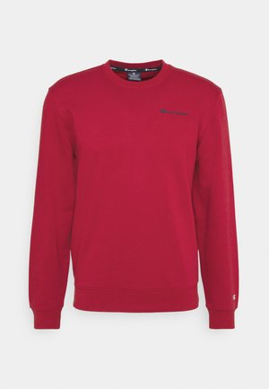 LEGACY CREWNECK - Mikina - dark red