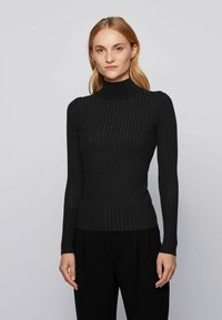 BOSS - FLORENSA - Jumper - black - 2