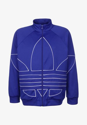 TREFOIL - Training jacket - royal blue