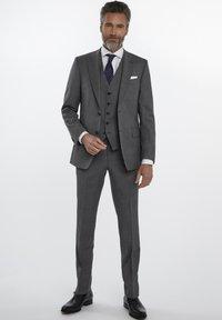 Van Gils - ELLIS  NOOS - Blazer jacket - grey - 1