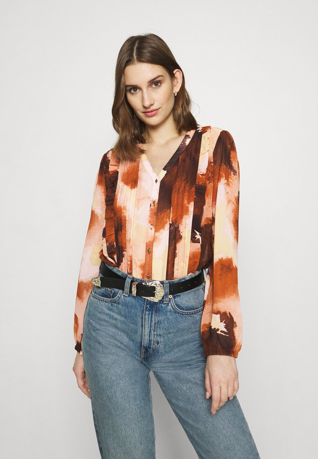 CAMEA - Blouse - sierra blurred sky