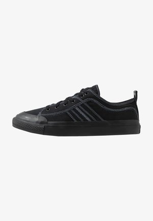 S-ASTICO LOW LACE - Sneakers laag - black