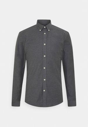 OXFORD SUPERFLEX SHIRT - Shirt - dark grey mix
