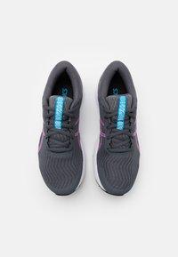 ASICS - PATRIOT 12 - Chaussures de running neutres - carrier grey/digital grape - 3