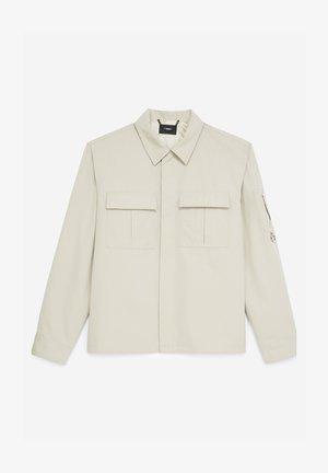 POCHES POITRINE - Light jacket - beige