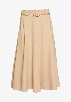 A-snit nederdel/ A-formede nederdele - mink