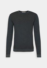 Wool & Co - Jumper - antrax - 0