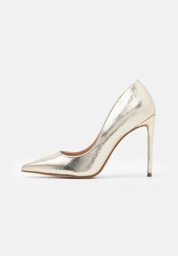 VALA - High heels - gold metallic