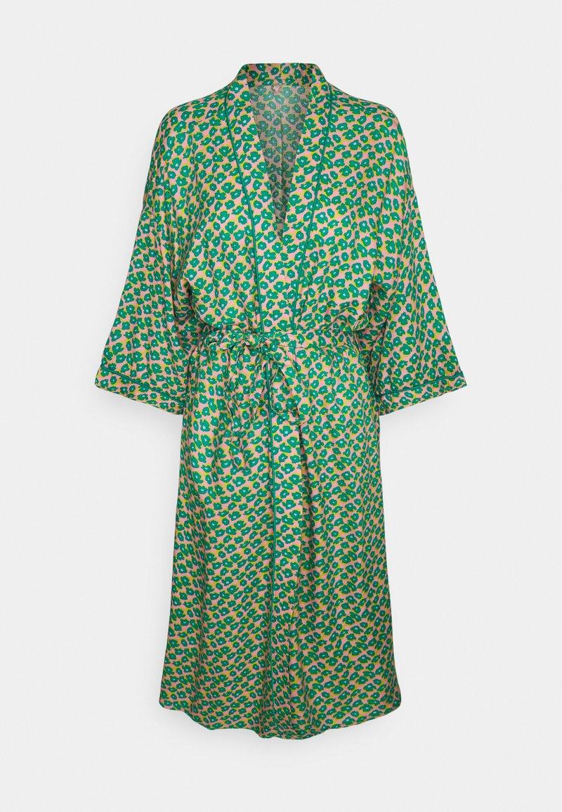 Becksöndergaard - AMAPOLA LIBERTE KIMONO - Dressing gown - rose shadow