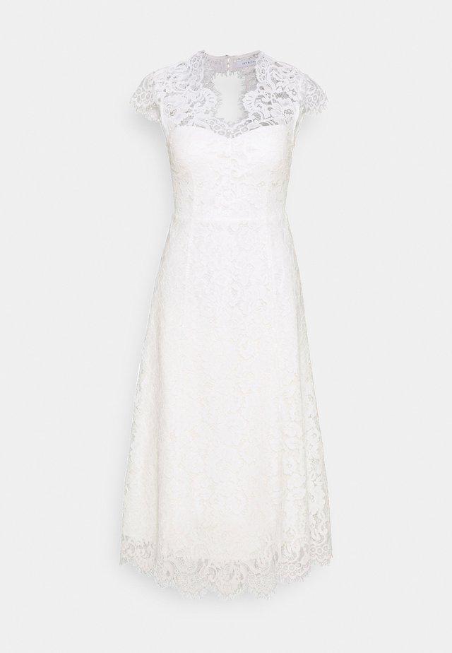 MARIA - Festklänning - snow white
