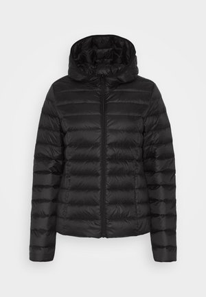 PUFFER JACKET - Down jacket - black