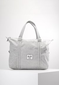 Herschel - STRAND - Sports bag - light grey - 4