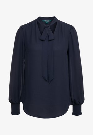 DRAPEY - Blouse - lauren navy