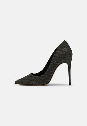 AELIA - High heels - noir/or