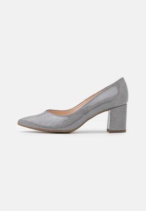 NAJA - Classic heels - storm bardy